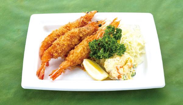 本日のフライ&魚料理各種