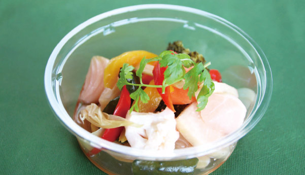 10種野菜のピクルス